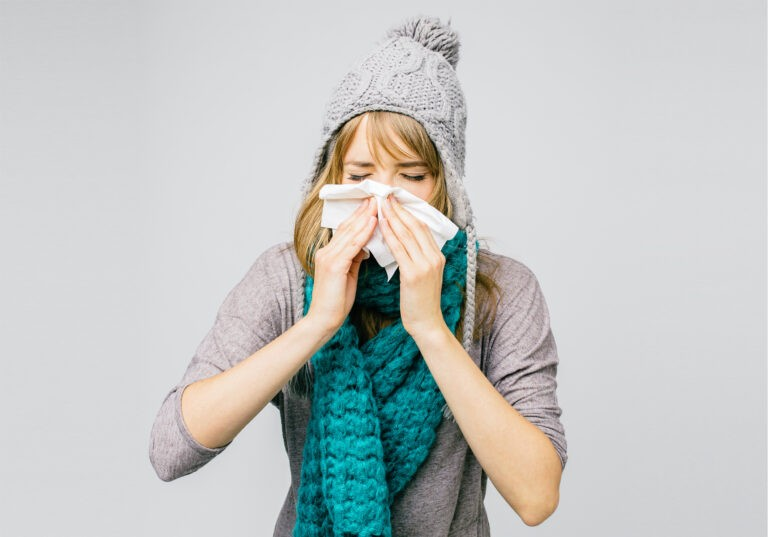 Grippe, rhume … Pourquoi tombe-t-on malade en hiver ?